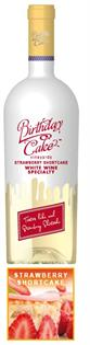 Birthday Cake White Wine Strawberry Shortcake 750ml - Case...